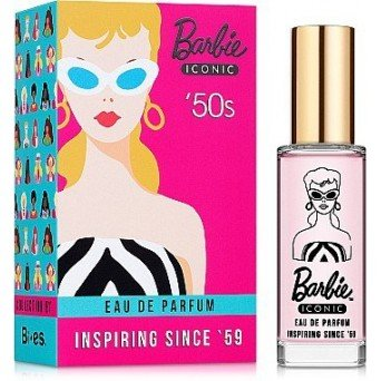 Bi-Es Barbie Iconic Inspiring since '59