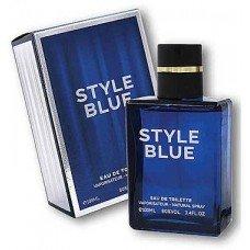 ABD Style Blue