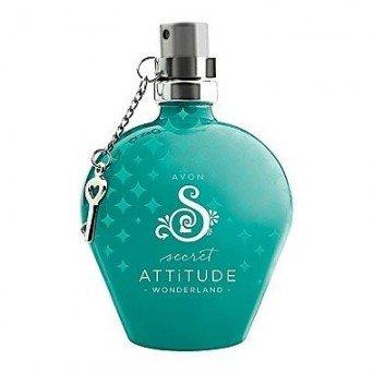 Avon Secret Attitude Wonderland