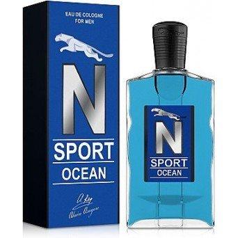 Alain Aregon Sport Ocean