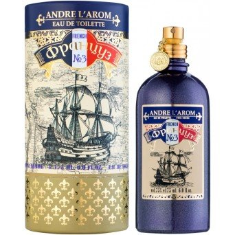Aroma Parfume Andre L'arom Француз №3