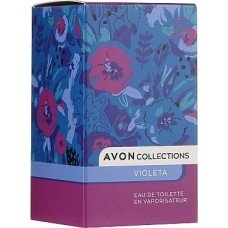 Avon Powerful Flowers Violeta