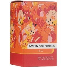 Avon Powerful Flowers Lila