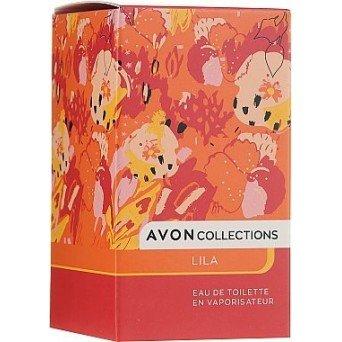 Avon Powerful Flowers Lila