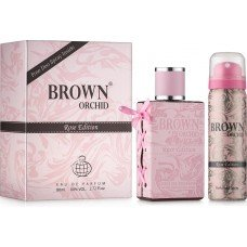 Fragrance World Brown Orchid Rose Edition