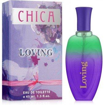 Aroma Parfume Chica Loving