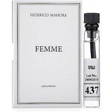 Federico Mahora Pure 437