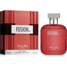 Shirley May Fusion Red