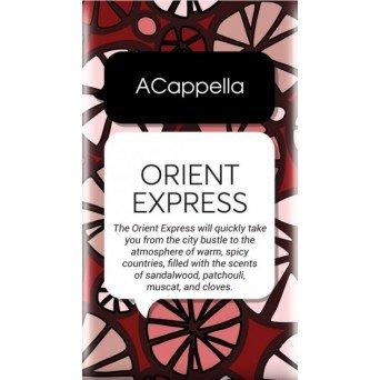ACappella Orient Express