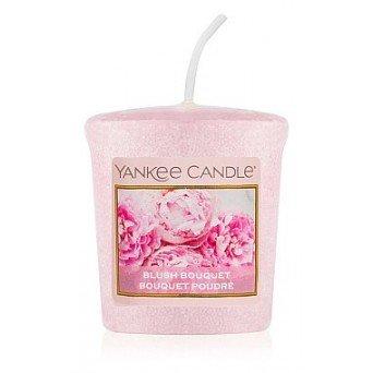 """Ароматическая свеча """"Розовый букет"""""""