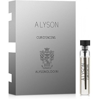 Alyson Oldoini Cuir D'encens For Men