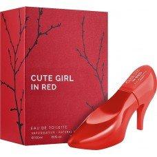 ABD Cute Girl In Red