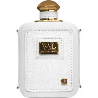 Alexandre.J Western Leather White