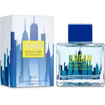 Antonio Banderas Urban Seduction Blue For Men