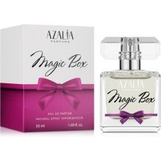Azalia Parfums Magic Box Violet