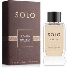 Art Parfum Solo Braun