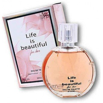 ABD Life Is Beautiful For Her