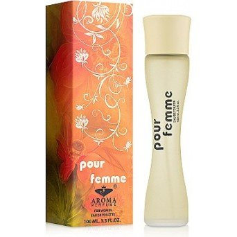 Aroma Parfume Pour Femme