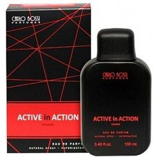 Carlo Bossi TNT Active In Action Red