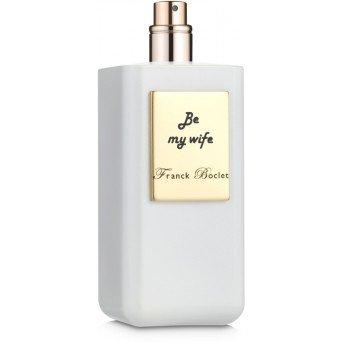 Franck Boclet Be My Wife Extrait De Parfum