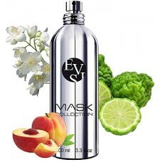 Evis White Flowers Mask