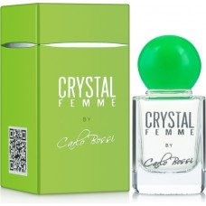 Carlo Bossi Crystal Femme Green