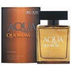 Carlo Bossi Aqua Quorum