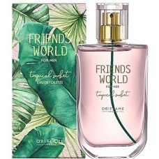 Oriflame Friend's World For Her Tropical Sorbet