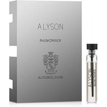 Alyson Oldoini Rhum d Hiver