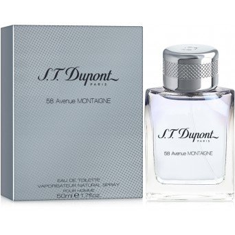 Dupont 58 Avenue Montaigne
