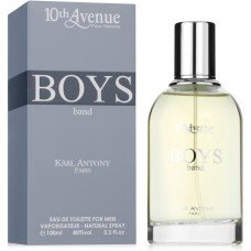 Karl Antony 10th Avenue Boys Band