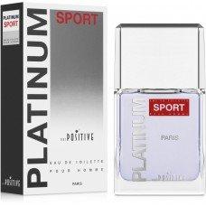 Positive Parfum Platinum Sport