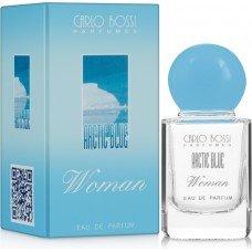 Carlo Bossi Arctic Blue Woman