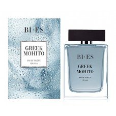 Bi-es Greek Mohito For Man Eau De Toilette