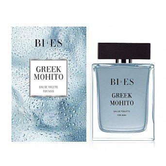 Bi-es Greek Mohito For Man Eau De Toilette