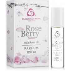 Bulgarian Rose Rose Berry Nature