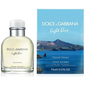 Dolce&Gabbana Light Blue Discover Vulcano