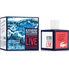 Lacoste Live Collector`s Edition