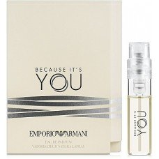 ПОДАРОК! Giorgio Armani Emporio Armani Because It's You