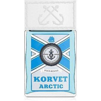 Alain Aregon Korvet Arctic