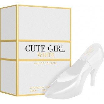 ABD Cute Girl White
