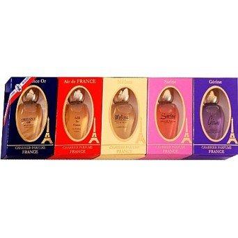 Charrier Parfums Pack 5 Miniatures