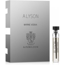 Alyson Oldoini Marine Vodka