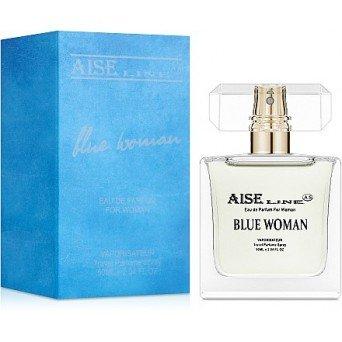 Aise Line Blue Woman
