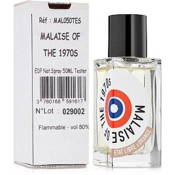 Etat Libre d'Orange Malaise of the 1970's