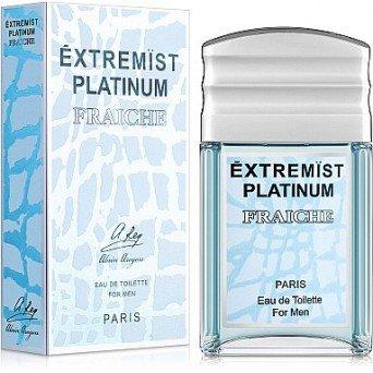 Alain Aregon Extremist Platinum Fraiche
