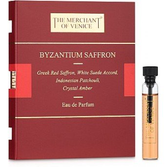 The Merchant Of Venice Byzantium Saffron