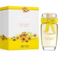 Carlo Bossi Flower Yellow