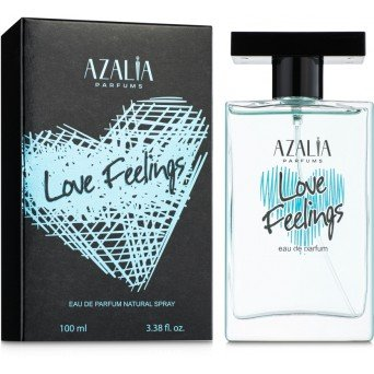 Azalia Parfums Love Feelings Blue