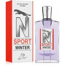 Alain Aregon Sport Winter